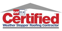 GAF Roofer Lexington